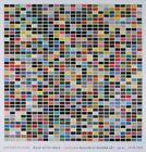 GERHARD RICHTER 1025 Colors (1025 Farben) 48 x 46 Poster 2005 Contemporary