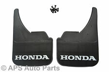 Universal Car Mudflaps Front Rear Honda Civic Type-R CR-V S2000 Mud Flap Guard