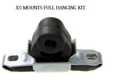 VW TRANSPORTER 2.5TDI Exhaust Rubber Hanger Mounting KIT With Bracket ENG..ACV