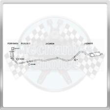 Full Exhaust System for Jaguar Daimler X-Type 2.0 (09/03-08/10)