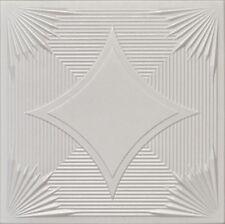 Decorative Ceiling Tiles Styrofoam 20x20 R14 Platinum