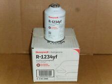 NEW Honeywell brand R-1234YF, R1234YF, HFO-1234YF Refrigerant, 8 oz Solstice CAN