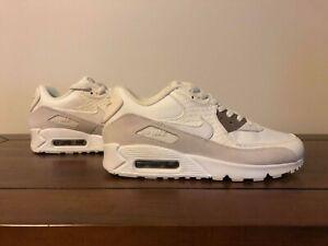 Nike Air Max 90 Premium ' Snakeskin ' Shoes 700155-102 Size US 8