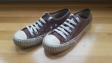 PF Flyers Brown Leather Size UK 8
