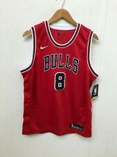 39f4f54a37adc3 Nike Kid s NBA Chicago Bulls Swingman Jersey - 18-20 Years - Lavine 8 -