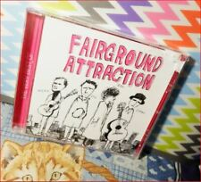 Fairground Attraction New Sealed FastFreepost Very Best CD EddiReader #1 Perfect