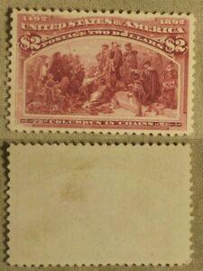 U.S.: Columbians: 242 M N.G. F-VF IRST267