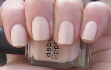 NEW! Deborah Lippmann I'M NOT INNOCENT Polish Lacquer - full size ~ Nude / Peach