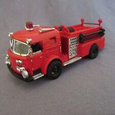 796E Kit Artisanal base Corgi Aerial Rescue Camion de Pompiers