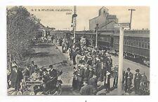 Haldimand County CALEDONIA, ONTARIO GTR Station, Pub. Corinan & Co., Caledonia