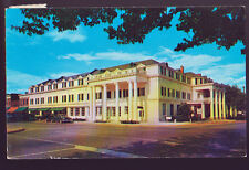 1956 BEREA KENTUCKY KY Boone Tavern Berea College Old cars Vintage Postcard