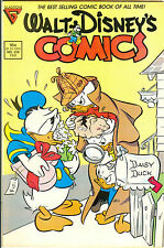Walt Disney's Comics and Stories #526, February 1988, Gladstone Publishing, 95¢