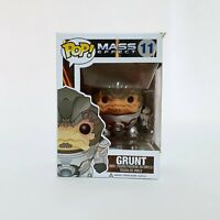 Funko Pop Vinyl - Grunt #11 Mass Effect Rare + Free Postage in Hard Case
