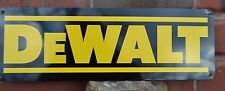 DEWALT Power Tool SIGN Cordless Drill Logo Contractor Workshop logo SAWZALL 10DY