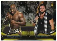2016 Topps WWE Then Now Forever Rivalries NXT #10 Elias Samson vs. Apollo Crews