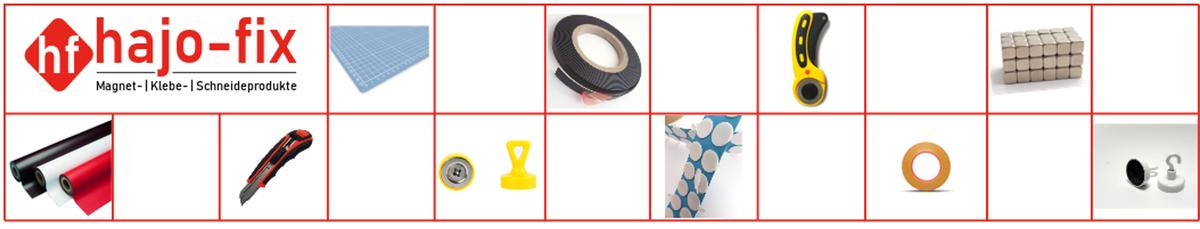 Magnet- | Klebe- | Schneidprodukte