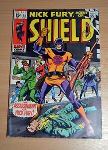 Nick Fury Agent of Shield # 15
