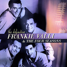 Definitive Frankie Valli & The Four Seasons by Frankie Valli/Frankie Valli & the Four Seasons (CD, 2001, Warner Bros.)