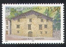 Andorra 1999 Rull House/Buildings/Architecture/Heritage/History 1v (n39237)