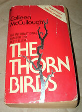 THE THORN BIRDS by COLLEEN McCULLOUGH 1984 PB