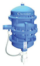 HN55 Chemilizer Fertilizer Injector Proportioner - 1  to 100 ratio Medicator