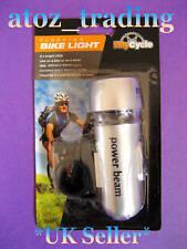 LED Flashing Bike light  / Torch & Clip Kit  * BNIP*