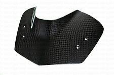 New BMW K1200R K1300R Fibre Windscreen Windshield Fly Screen Shield Carbon Fiber