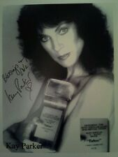 Kay Parker Signed Autograph Taboo RARE with COA