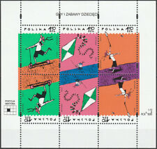 Poland 2002 - Children's games and toys - Fi ark 3825-3827 MNH**