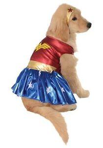 Rubies Wonder Woman Superman Superhero DC Comics Halloween Costume 887842