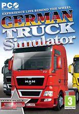 German Truck Simulator (PC CD) (UK IMPORT) Nuovo