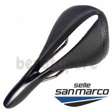 New Selle San Marco Mantra Racing Road Bike Saddle W/ Xsilite Rails - Black