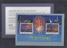 Österreich 2006 oo Block 34 Feuerwerk Bauwerke Gestempelt siehe scan