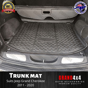 Heavy Duty Cargo Rubber Trunk Mat Boot Liner for Jeep Grand Cherokee 2011 - 2020