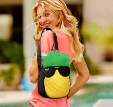 Nwt! Victoria's Secret Pink Pineapple Cooler/Lunch Tote-Retail $29.95