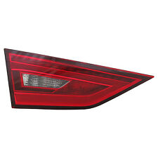 TYC NSF Left Side Lid Tail Light Assy for Audi A3/S3 2015-2016 Models