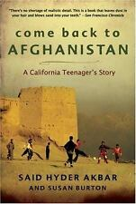 Come Back to Afghanistan: Trying to Rebuild a Country with My Father