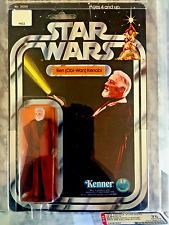Vintage Star Wars 12 Back-A Ben (Obi-Wan) Kenobi AFA 75 (SKU on stand)