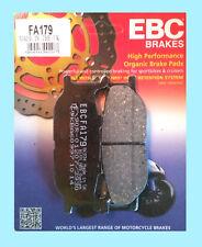 EBC FA179 Pastillas de Freno Frontales Yamaha XVS XVS650 Arrastre Star & Clásico