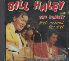 CD ♫ Compact disc **BILL HALEY AND THE COMETS ♦ ROCK AROUND THE CLOCK** usato