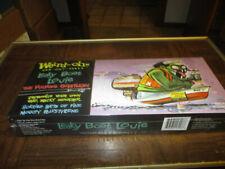 Hawk Weird-Ohs Leaky Boat Louie Model Kit #16008 Drag Boat Racing (Nisb)