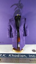 Hot Toys Exclusive DX11 Dark Knight 1/6 Joker 2.0 action figure's purple jacket