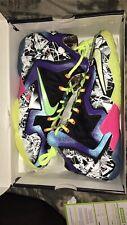 Nike Lebron 11 iD Size 9 U.K.