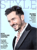 The Sunday Times Style Magazine 15/3/2020 Men's Fashion & Shopping Special