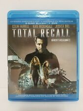 Total Recall: Blu-ray / DVD movie: 4 disc set: Canadian - tested - with Warranty