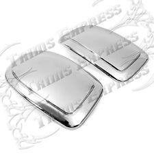 1999-2006 Silverado/Sierra/00-06 Tahoe/Yukon Chrome Door Mirror Covers-half