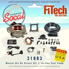 FiTech Go Street EFI 400HP Self-Tuning Fuel Injection System 31003