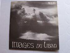 IMAGES DU LIBAN / Faucon D'Oissel, Evrard & Simon LP MONO gatefold  SLD SP 1001