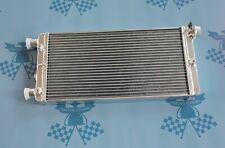 Fit Fiat SEICENTO (187) 0.9/1.1 SPI 1998-2003 99 Full aluminum radiator 2 Rows