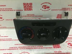 Commande chauffage FIAT GRANDE PUNTO 1.3 JTD - 16V TURBO MULTIJET /R:6361762